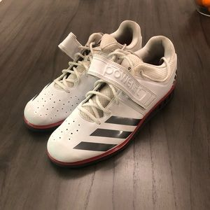 Adidas Powerlift 3 Weightlifting Shoes Lifters